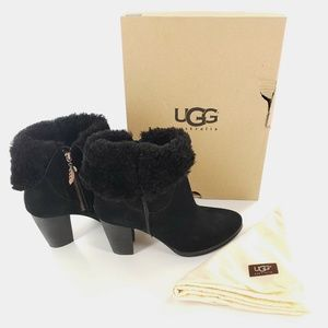 UGG W Charlee Ankle Boots